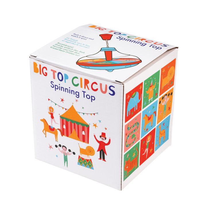 Rex London draaitol uit de Big Top Circus collectie