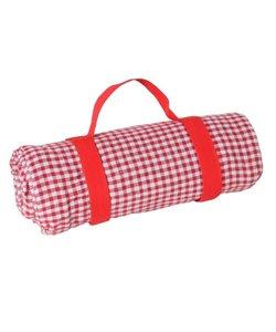 Picknickkleed Rode Ruitjes