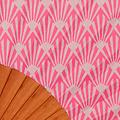 Vent de Bohème  roze waaier Lys