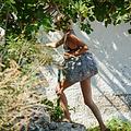 Sun of a Beach  Luxe strandtas met luipaarden design