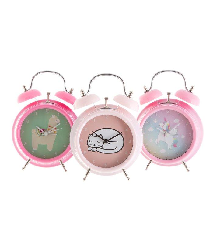 Sass & Belle schattige poezen wekker voor de kinderkamer uit de Cutie Cat collectie
