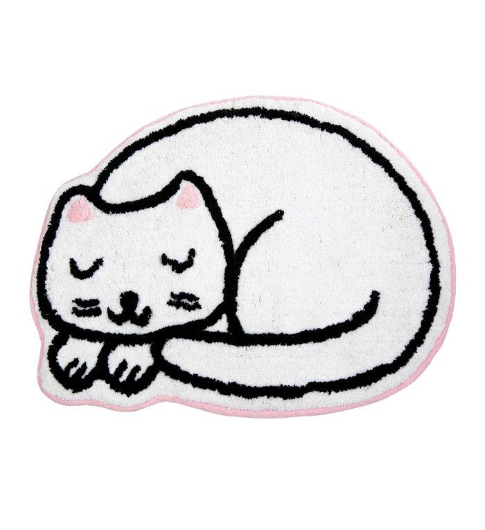 Sass & Belle vloerkleedje voor de kinderkamer met schattige poes uit Cutie Cat collectie