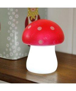Paddenstoel Nachtlampje