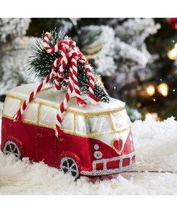 Kerstcamper Kerstboomhanger