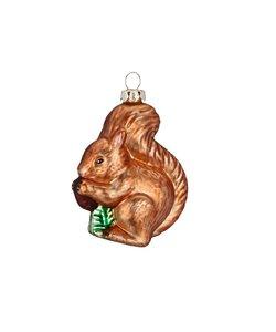 Bruin Eekhoorntje Kersthanger