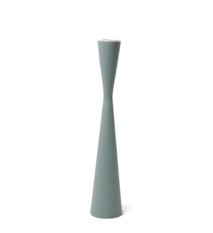 Kinta Kandelaar Zandloper 30 cm Grijs