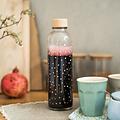 Carry Bottles Glazen Drinkfles Flying Circles 0.7 liter