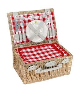 Picknickmand Loire vierpersoons