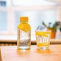 Carry Bottles Glazen Drinkfles Flying Circles 0.4 liter