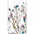 Carry Bottles Glazen Drinkfles Hanami 1.0 liter