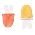 Rex London konijn ijsjeslolly vormen - ijsjesmaker voor 6 ijsjes - uit de Bonnie het Konijn  collectie
