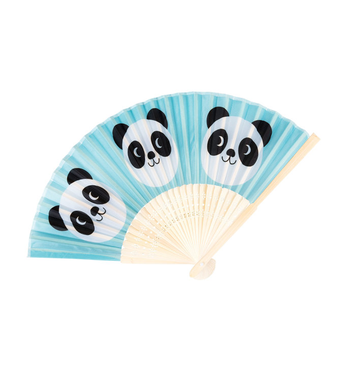 Rex London waaiertje voor kinderen met Miko de Panda