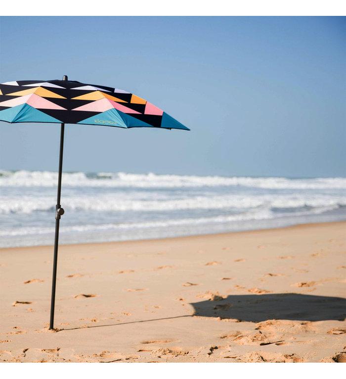 Klaoos Parasol voor het strand Zomernacht