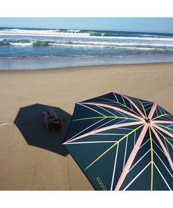 Strandparasol Stella Groen