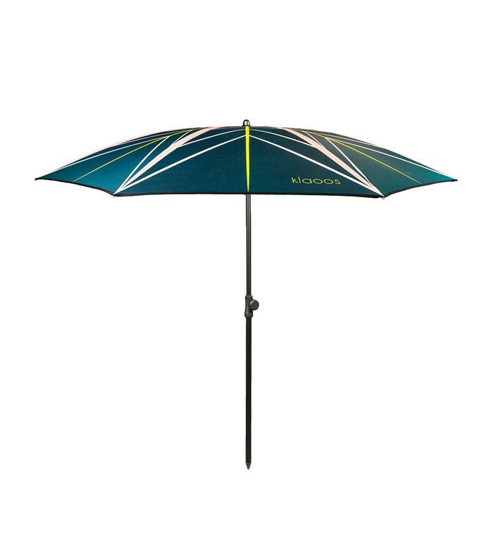 Klaoos Parasol voor het strand Stella Groen