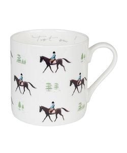 Dravende Paarden Mok