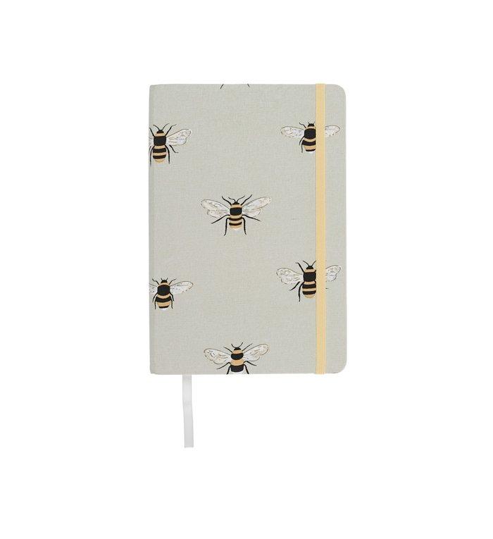 Sophie Allport stijlvol notitieboekje met bijen A5 formaat