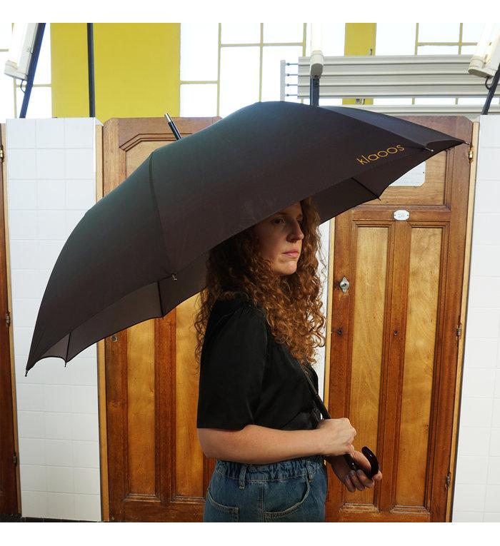 Klaoos paraplu Groene Nevel