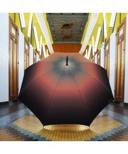 Paraplu Roze Nevel