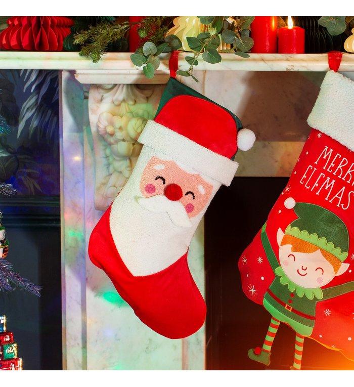 Sass & Belle Kerstman Decoratie Kerstsok