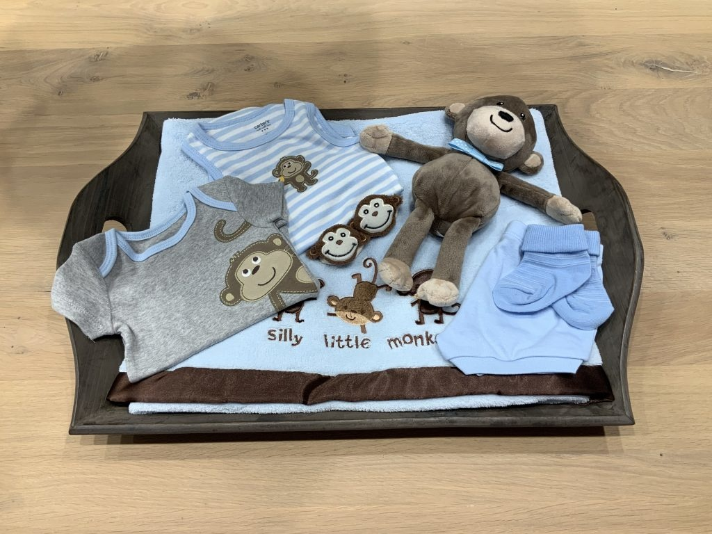 Carters Kraamcadeau SILLY LITTLE MONKEY