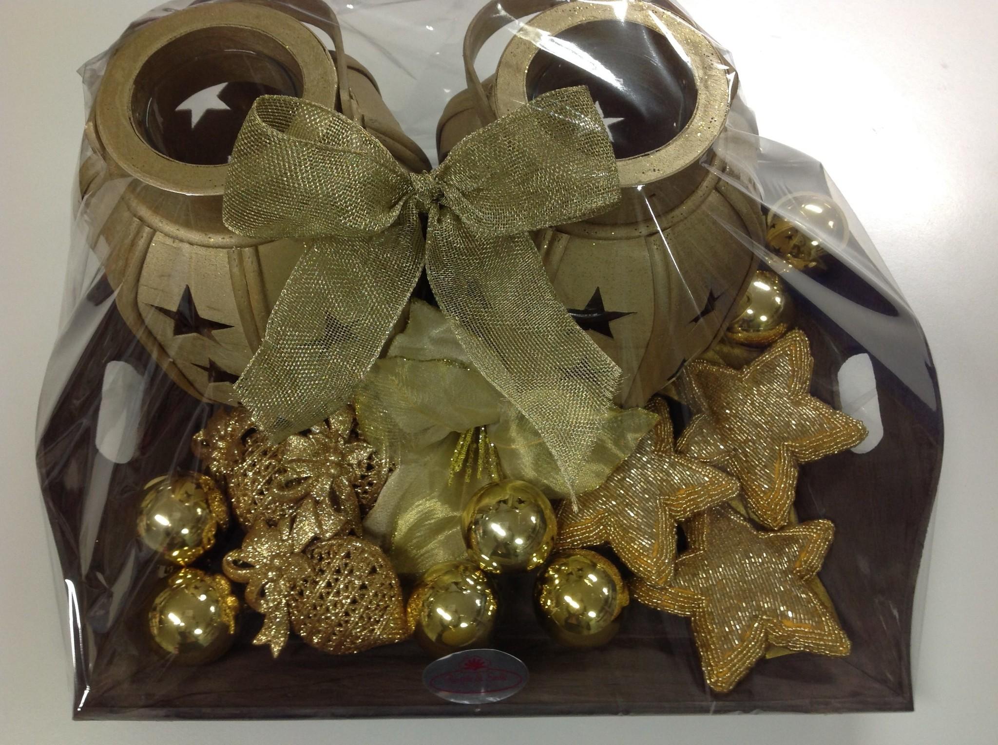 Kerstcadeau RICH GOLD