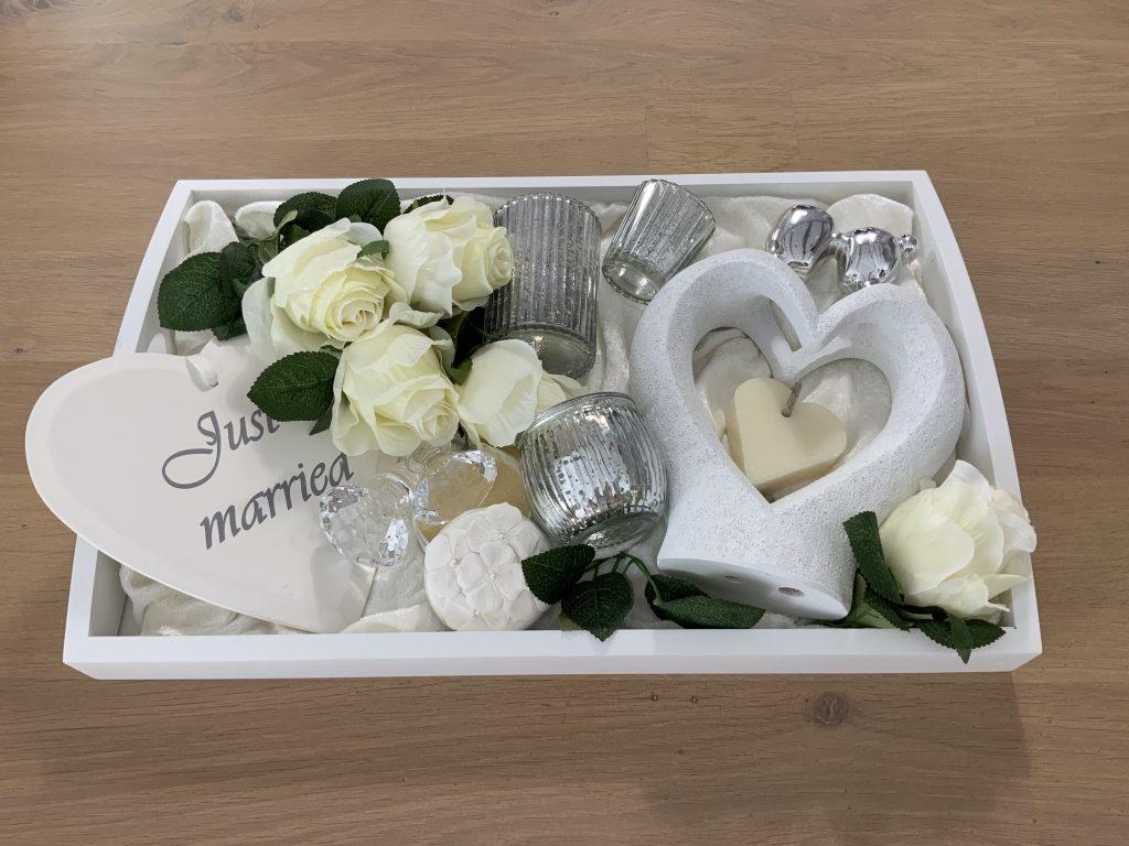 Huwelijkscadeau JUST MARRIED