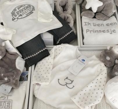 Het perfecte kraamcadeau voor ouders & baby!