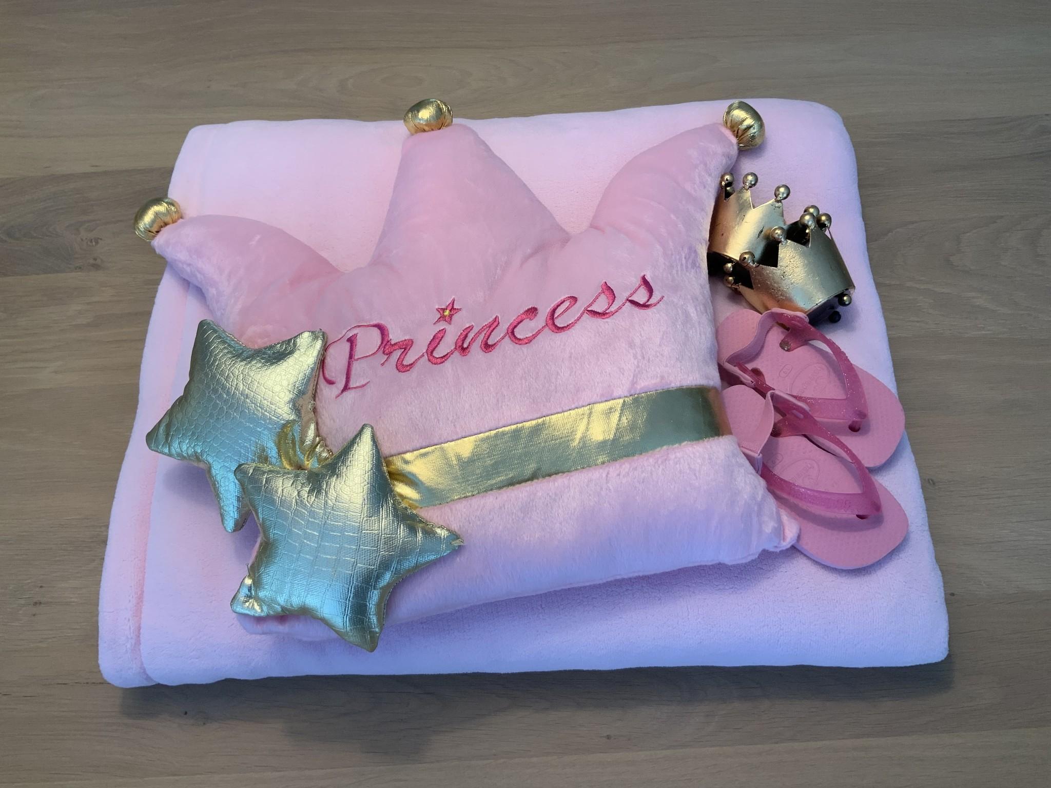 Verjaardag cadeau meisje CROWN