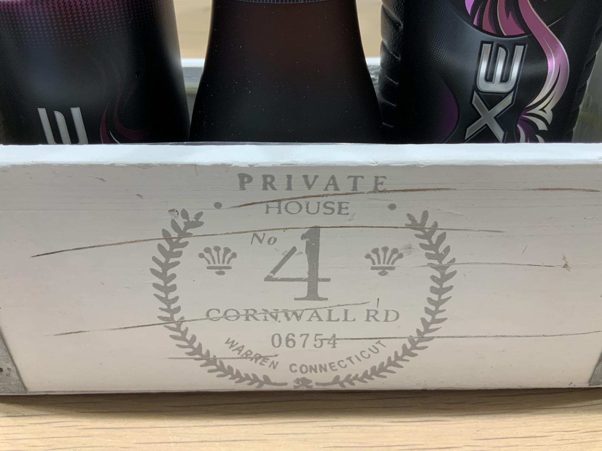Verjaardagscadeautje man PRIVATE