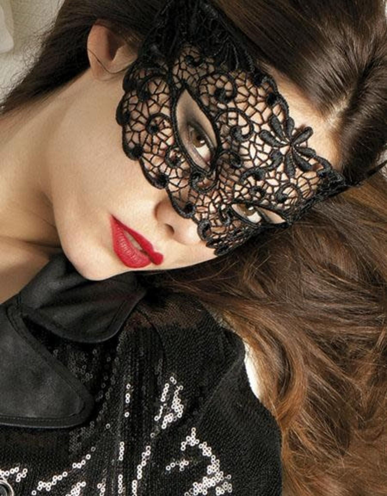 Trasparenze Masker - Zwart