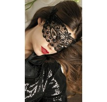Masker - Zwart