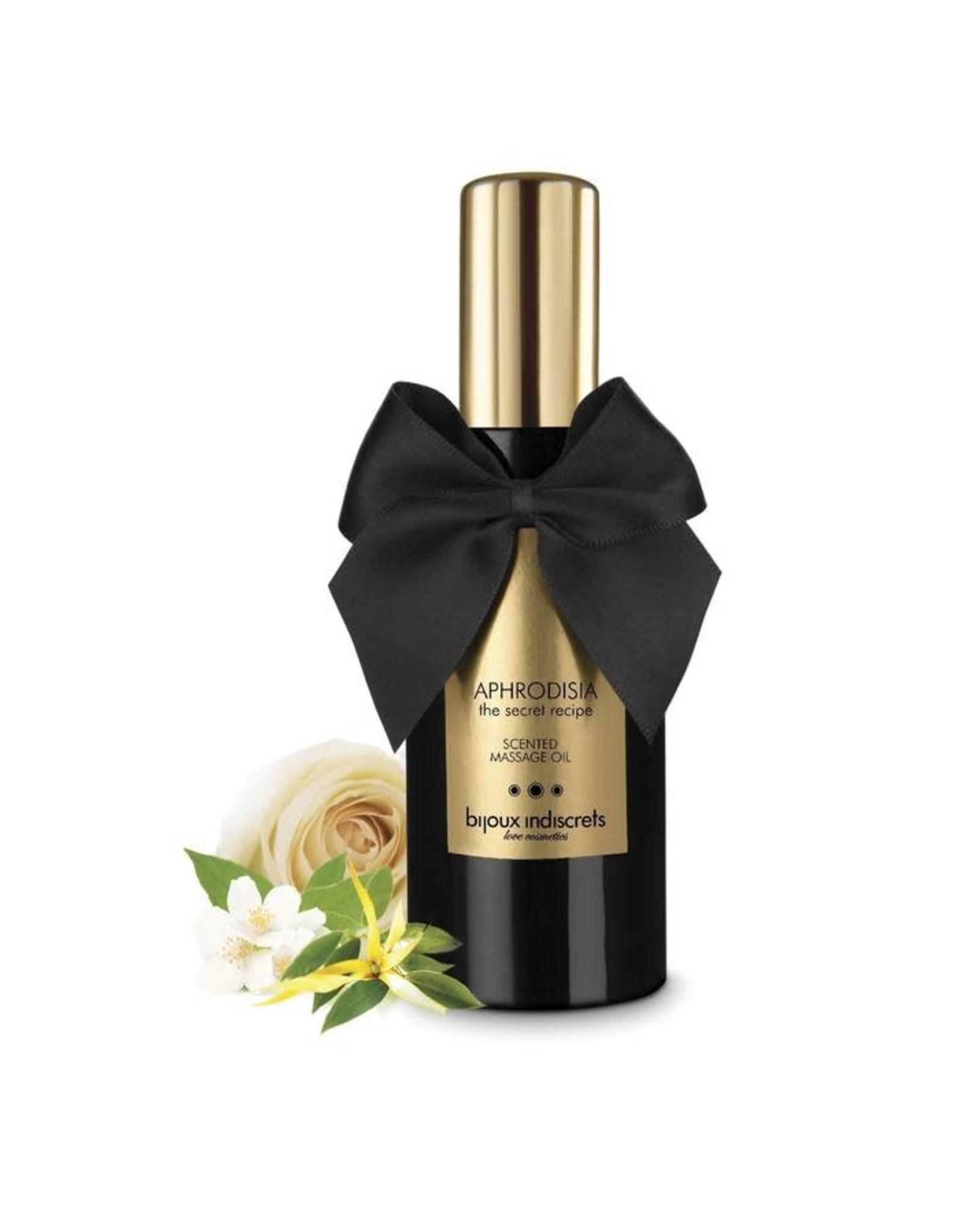 Bijoux Indiscrets Aphrodisia - Scented massage oil
