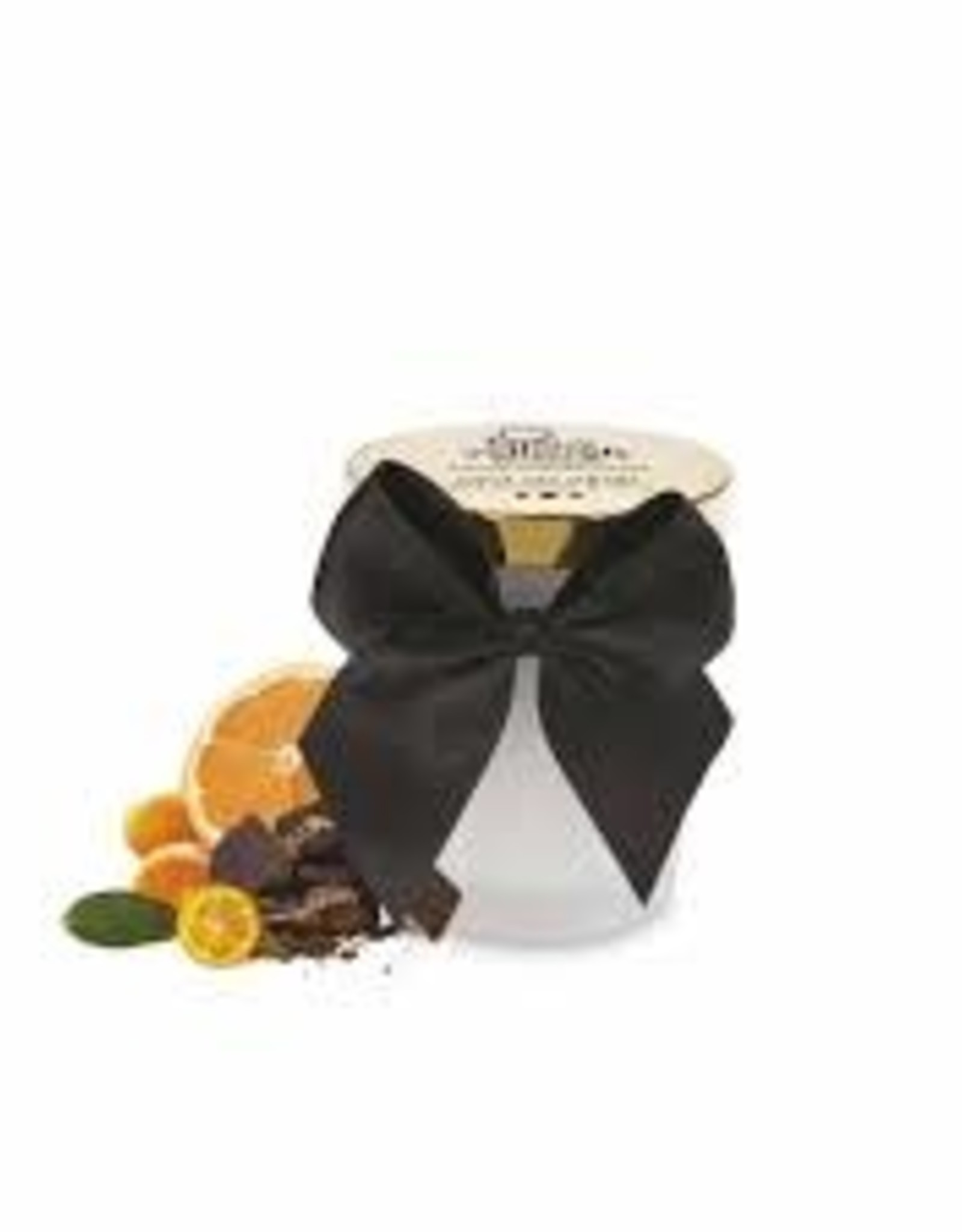 Bijoux Indiscrets Melt my heart - Kissable massage candle - Dark Chocolate & Citrus