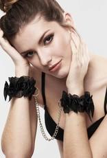 Bijoux Indiscrets Frou Frou - Satin & Organza handcuffs