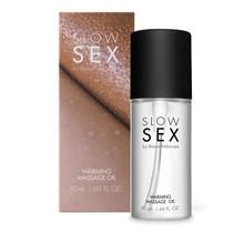 Slow Sex - Warming massage oil