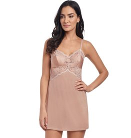 Wacoal Lace Affair - Jurkje - Rose Dust - M