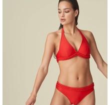 Blanche - Triangel Halter Bikinitop