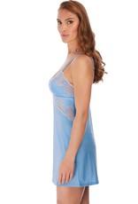 Wacoal Lace Affair - Jurkje - Cashmere blue - L