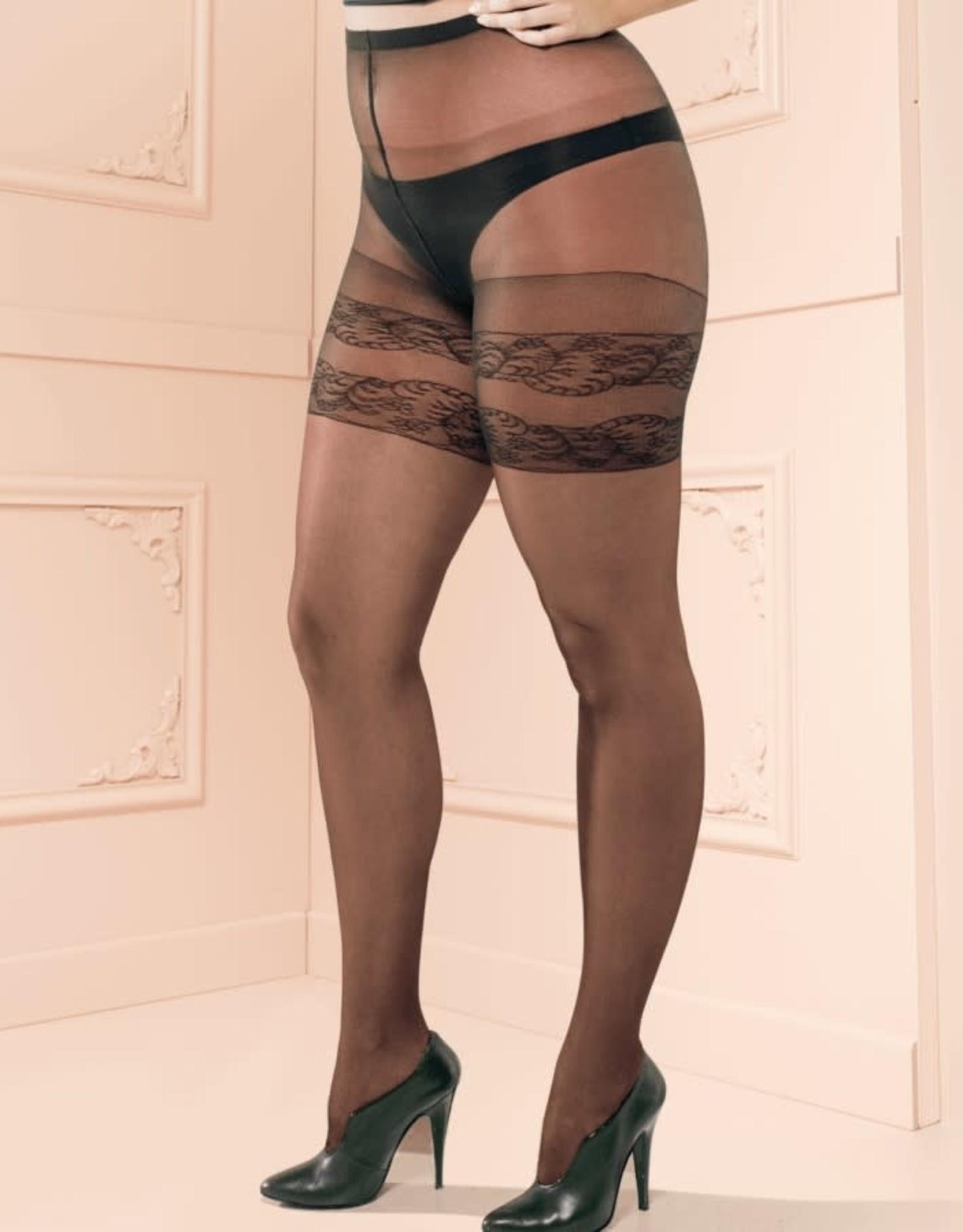 Trasparenze Margherita - Curvy Panty