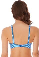 Freya Beach hut - Plunge bikinitop