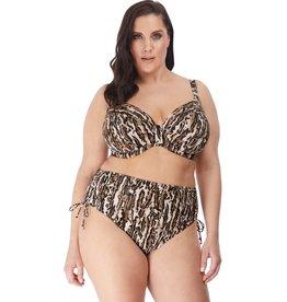 Elomi Fierce - Plunge bikinitop