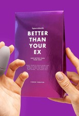 Bijoux Indiscrets Clitherapy - Better than your ex Finger vibrator