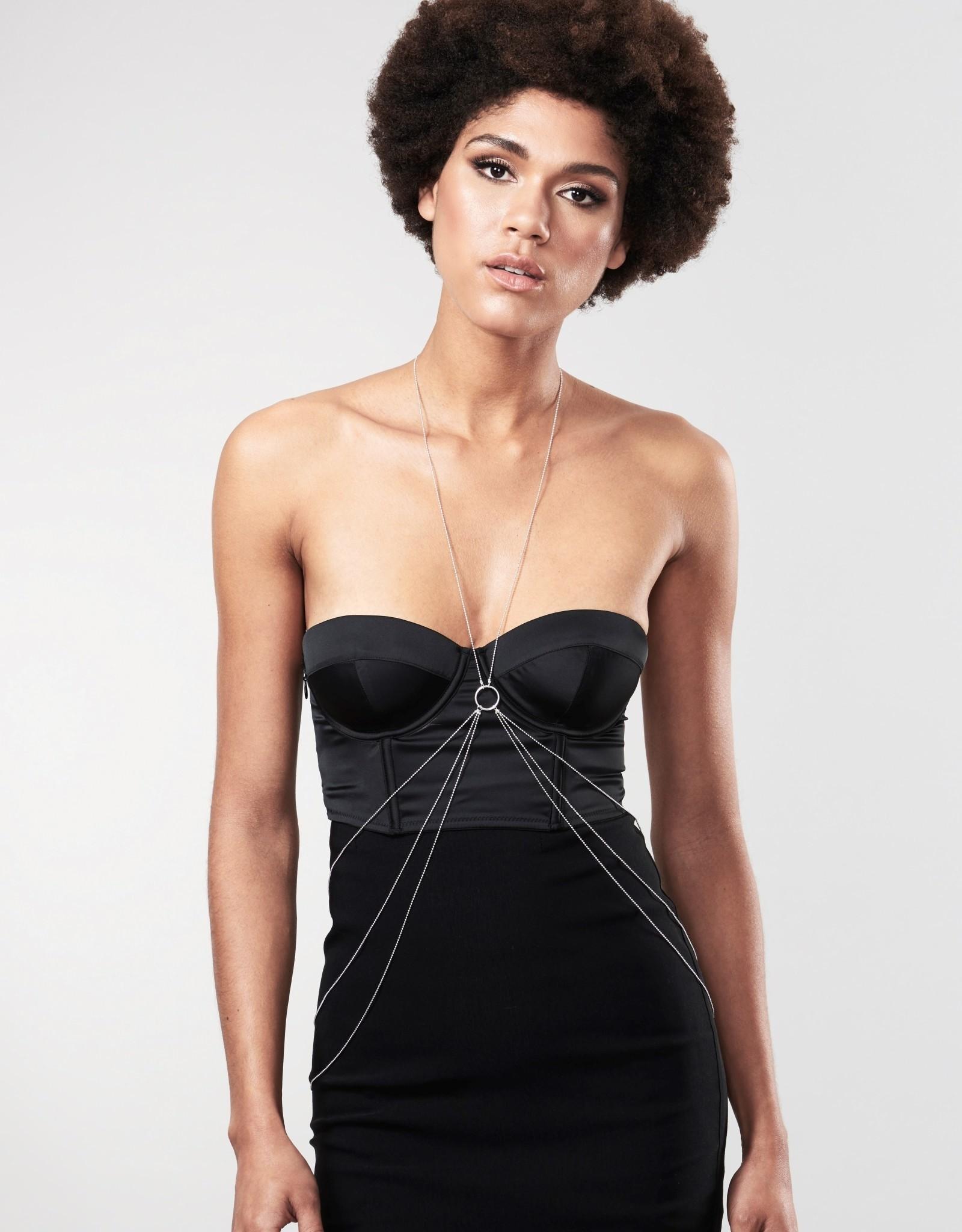Bijoux Indiscrets Magnifique - 8 Body Chain