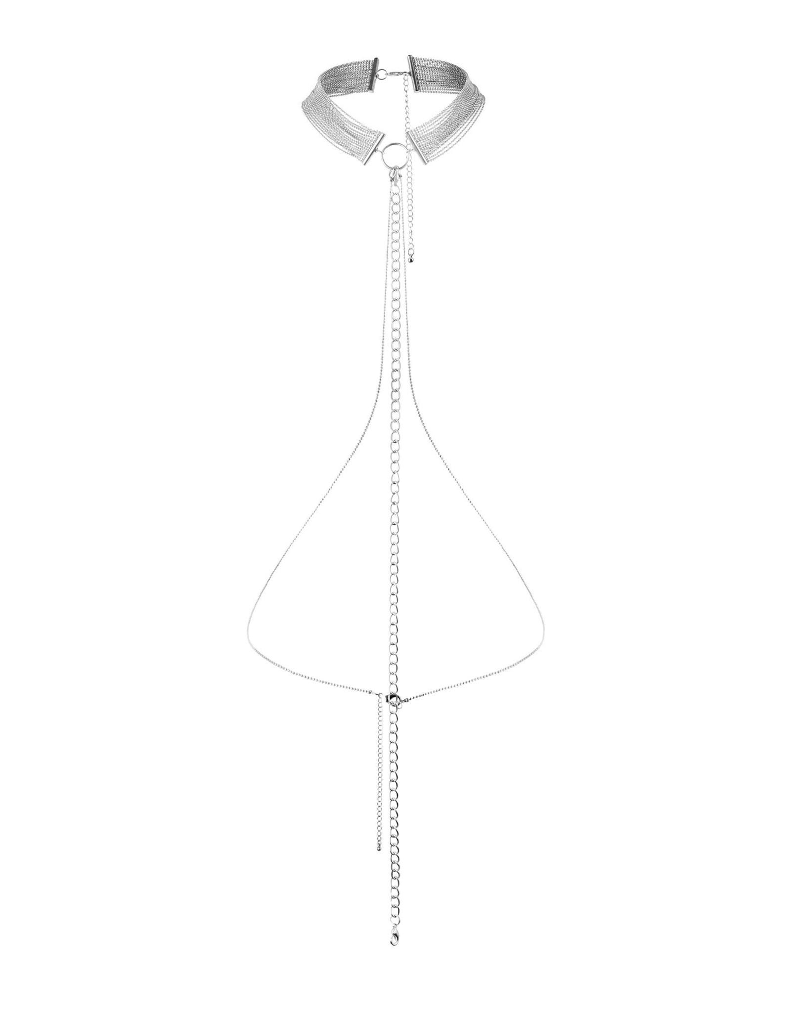 Bijoux Indiscrets Magnifique - Metallic Chain Choker