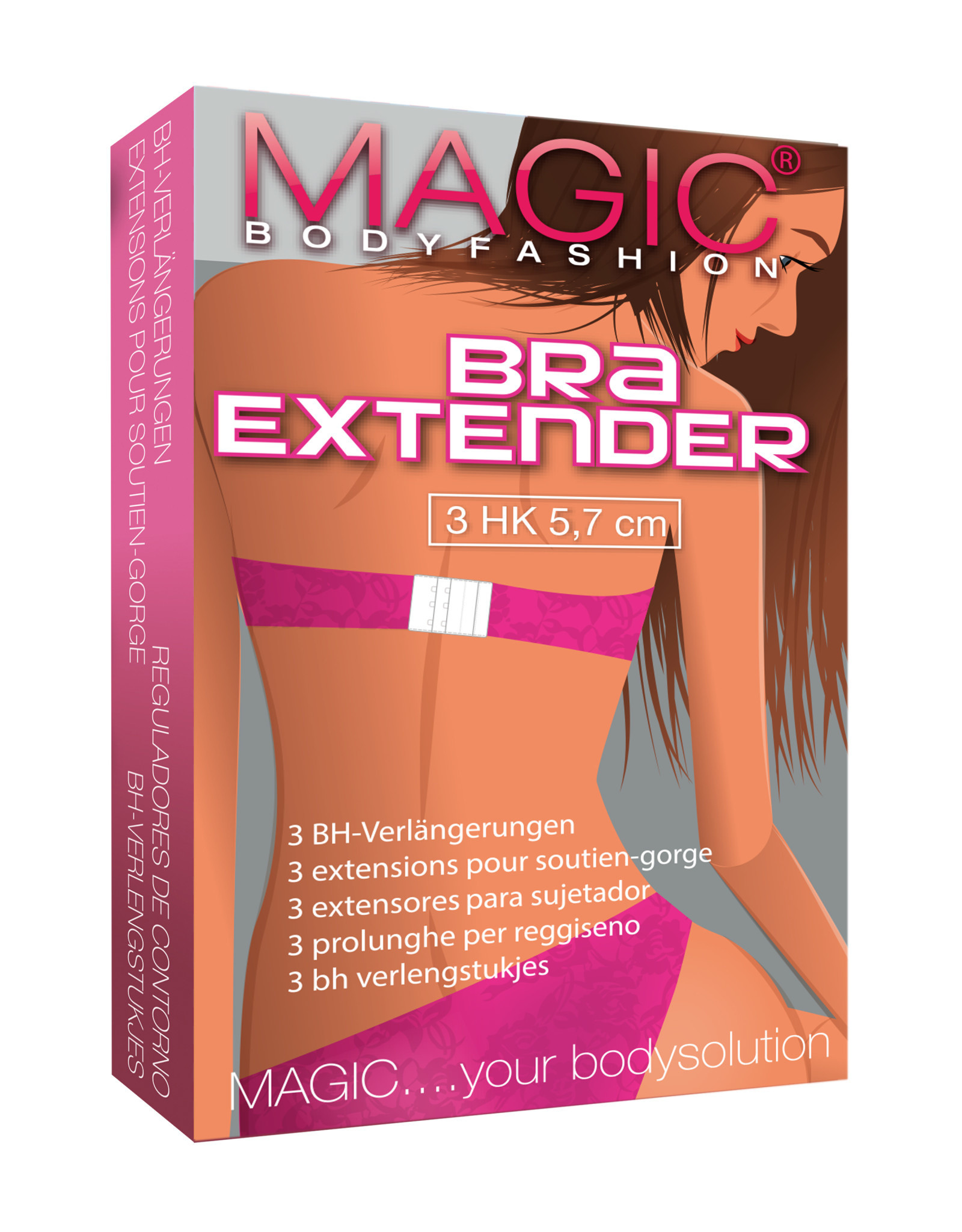 Magic Bodyfashion Magic Accessories - Bra Extender