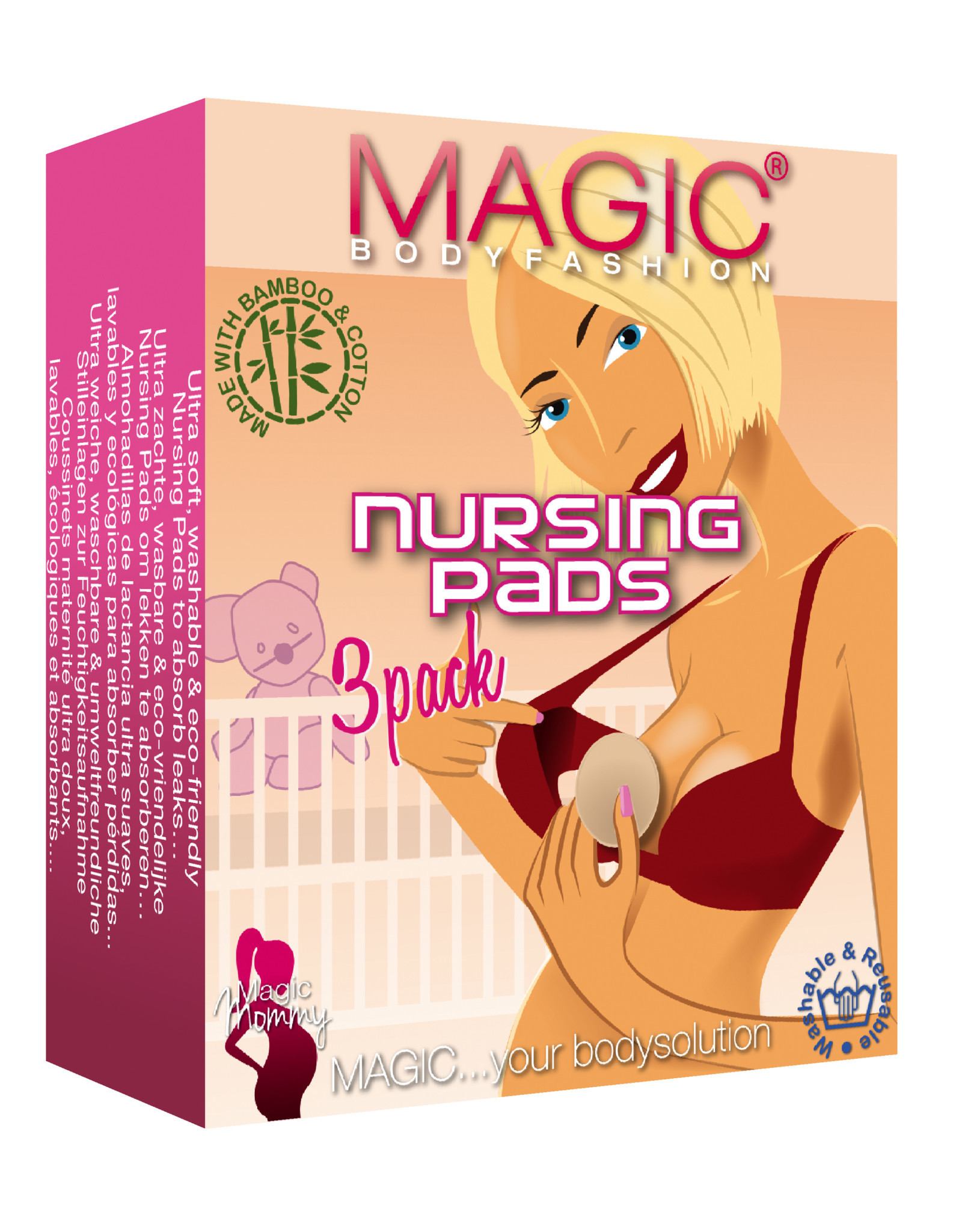 Magic Magic Mommy - Nursing Pads