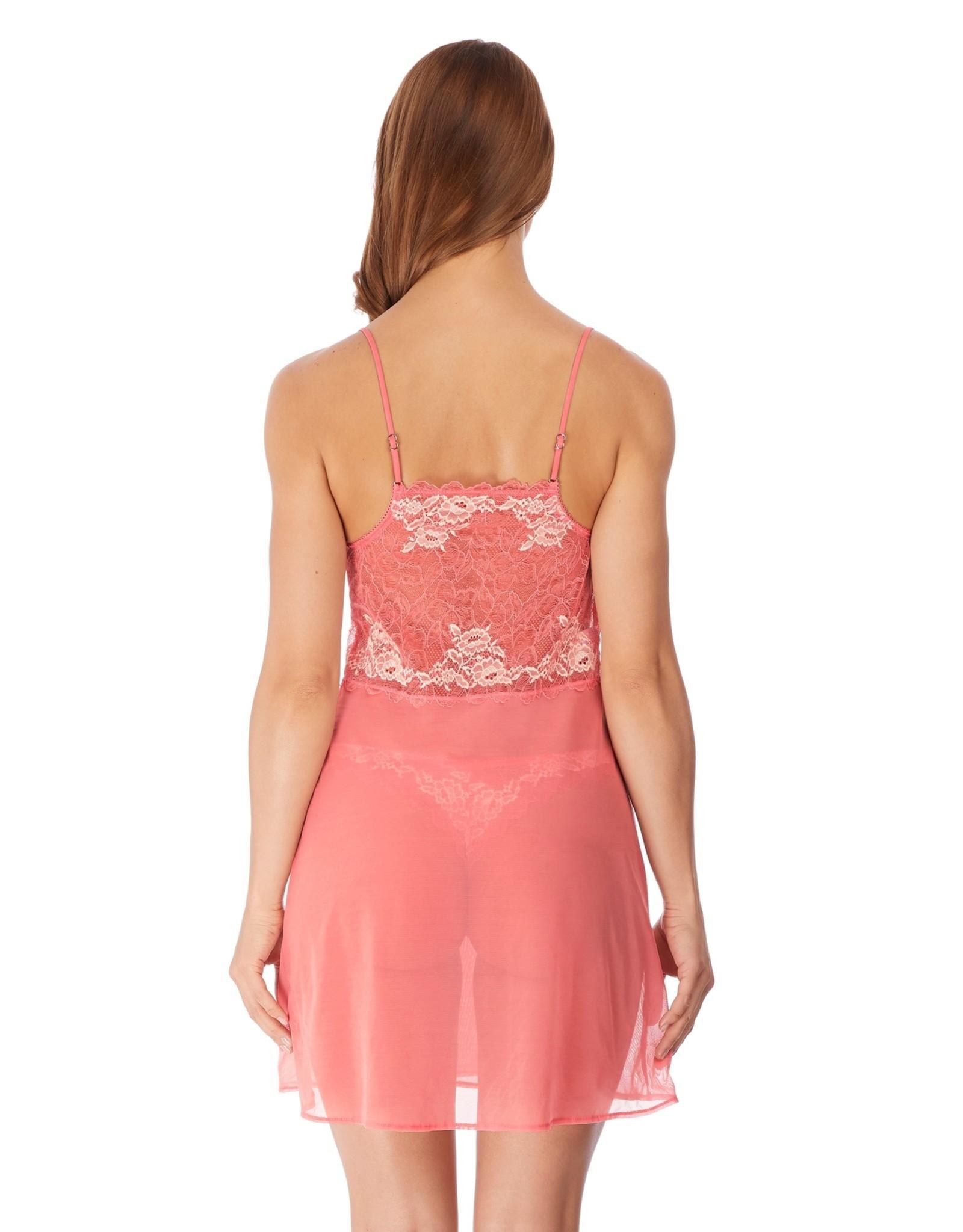 Wacoal Lace Perfection - Jurkje Strawberry ice L