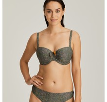 Jacaranda - Bikini balconette top