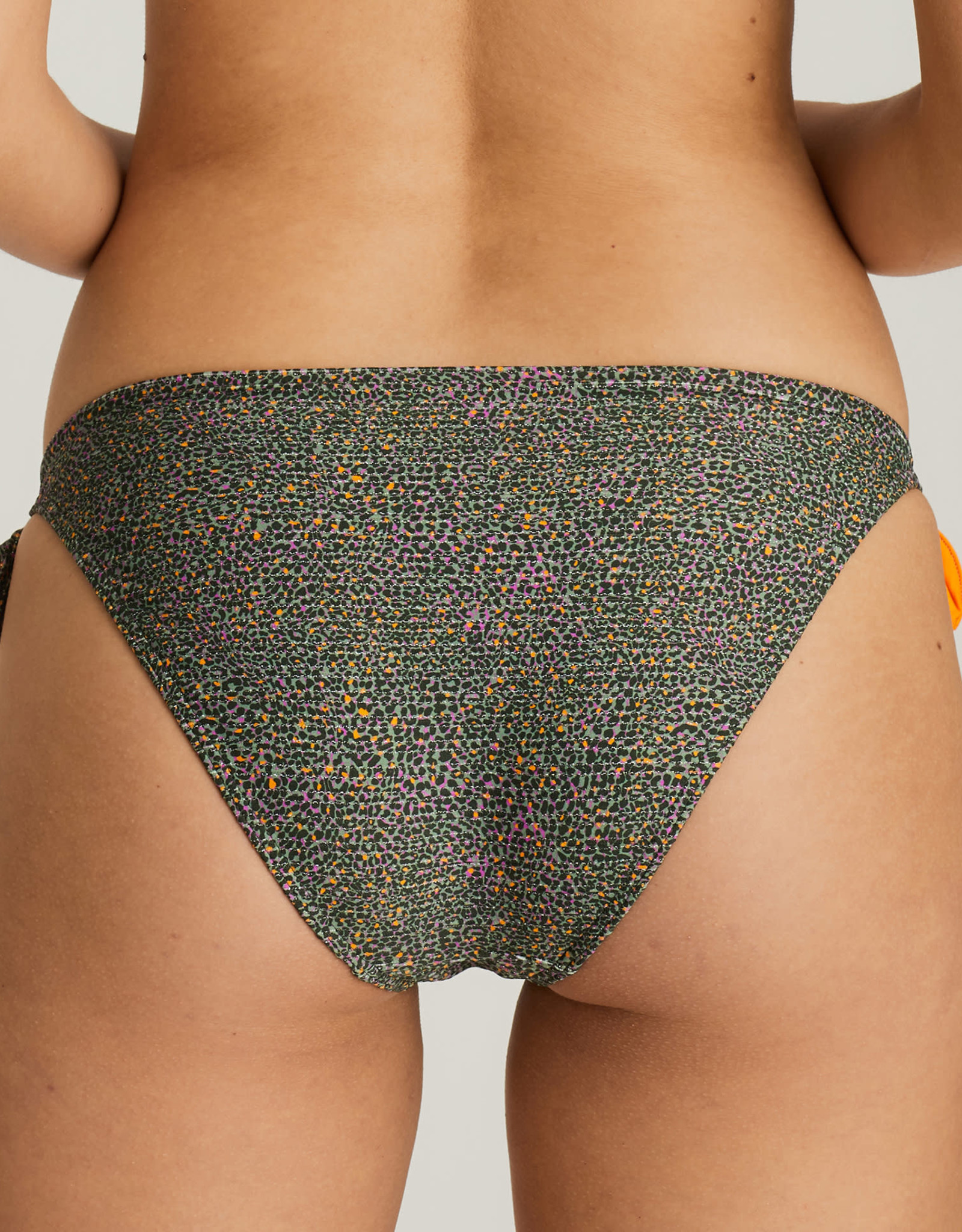 PrimaDonna Jacaranda - Bikinibroekje met strikjes Cypress Green 36